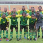 World Cup Qualifying Match between Dominica and Anguilla in pictures.